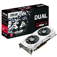 ASUS DUAL-RX480-O4G Graphics Card